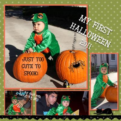 Diego halloween